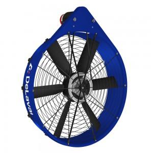 DeLaval ventilátor DDF1200 P 400V/50Hz/1.2kW